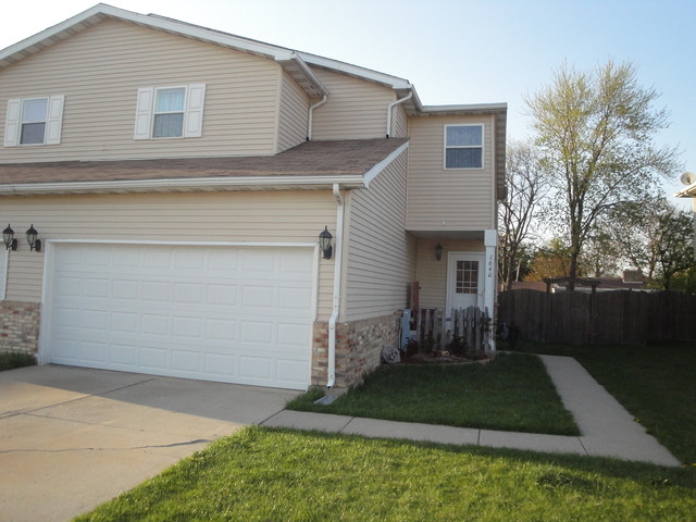Property for sale at 1640 East Patmore Street, Diamond,  Il 60416