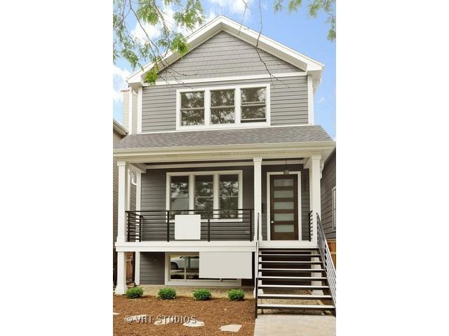 1842 West Cuyler Avenue, Chicago IL 60613
