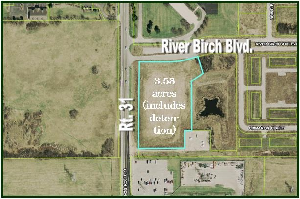 Property for sale at 000 North Route 31, Crystal Lake,  IL 60014