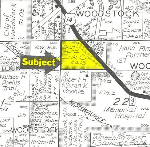 Property for sale at Lot 5 Route 14, Woodstock,  IL 60098
