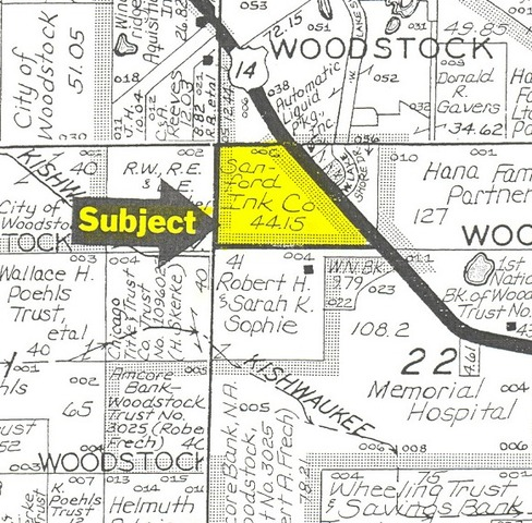 Property for sale at Lot 10 Route 14 Highway, Woodstock,  IL 60098