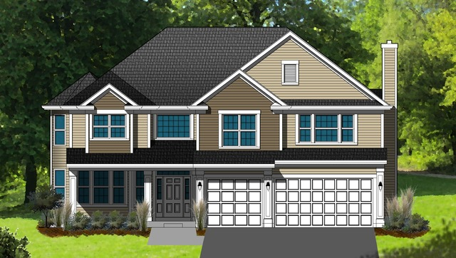 Property for sale at Lot 8 Greenshire Circle, Lake In The Hills,  IL 60156