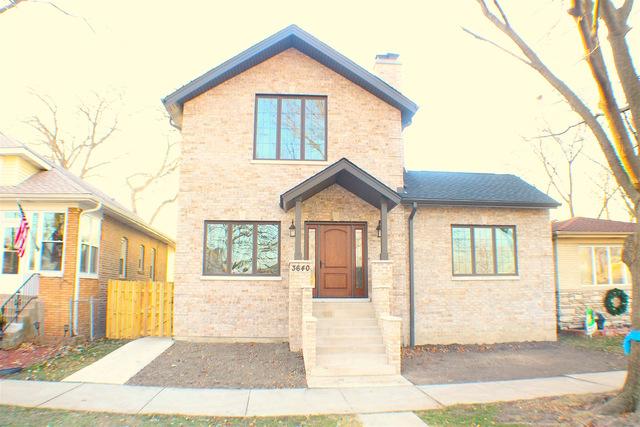 3640 North Oketo Avenue, Chicago IL 60634