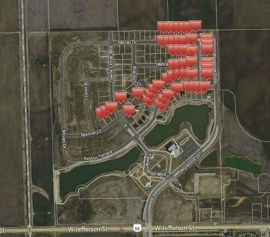 Property for sale at 50 Lots Shorewood Town Center, Shorewood,  IL 60404