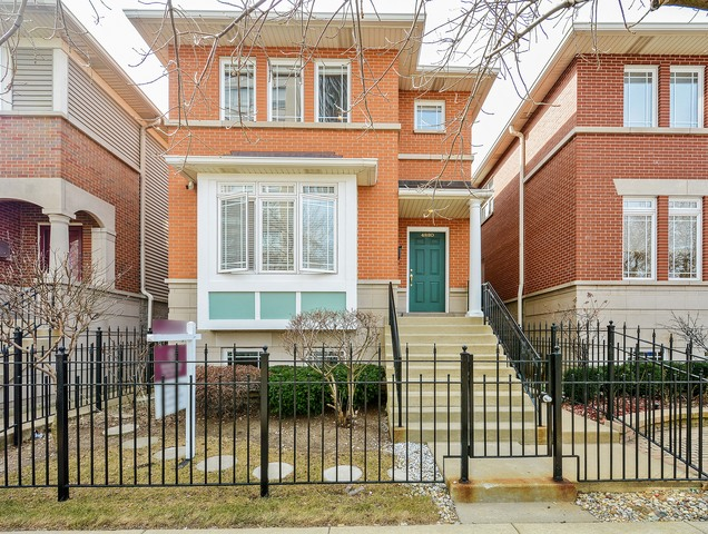 4820 South Cornell Avenue, Chicago IL 60615