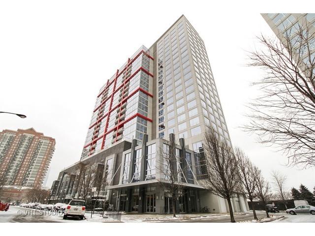 1841 South CALUMET Avenue Unit 607, Chicago IL 60616