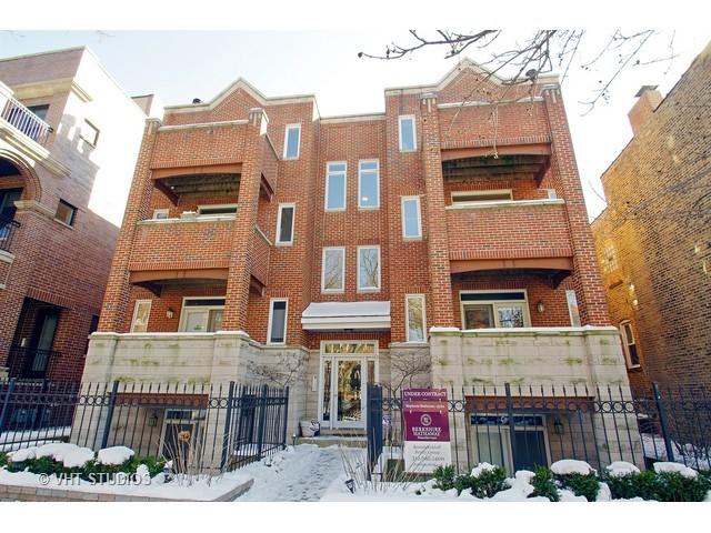 1425 West Byron Street Unit 3W, Chicago IL 60613