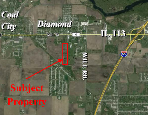 Property for sale at 100 Border Street, Diamond,  IL 60416