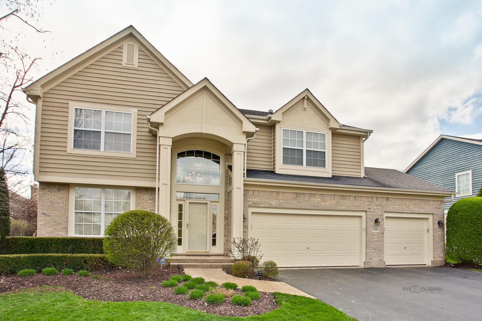 1346 Maidstone Drive, Vernon Hills IL 60061
