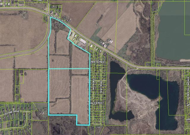 Property for sale at Rt 120 Route 120 Highway, Mchenry,  Il 60051