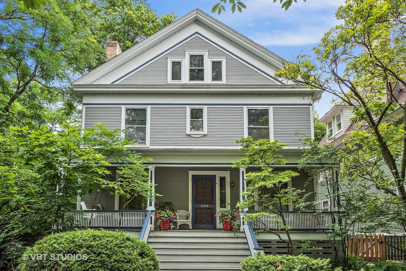 1745 Wesley Avenue, Evanston IL 60201