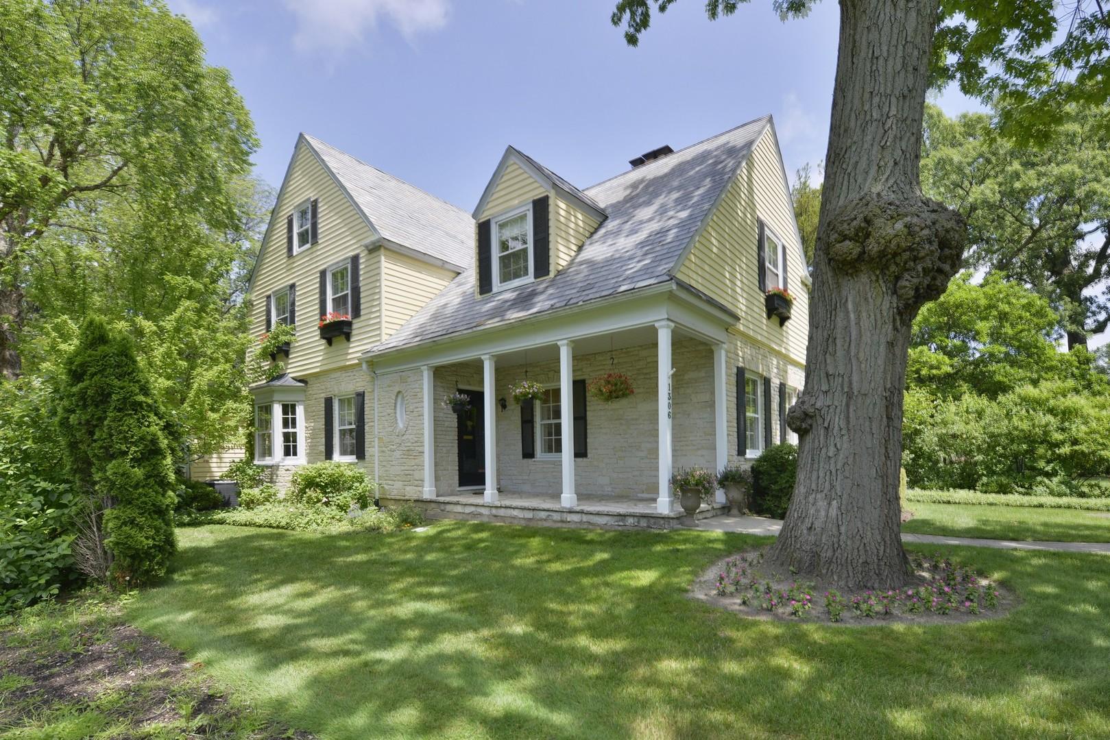 1306 GREENWOOD Avenue, Wilmette IL 60091