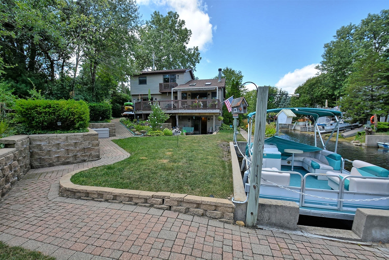 Property for sale at 127 Fossil Lake Road, Wilmington,  IL 60481