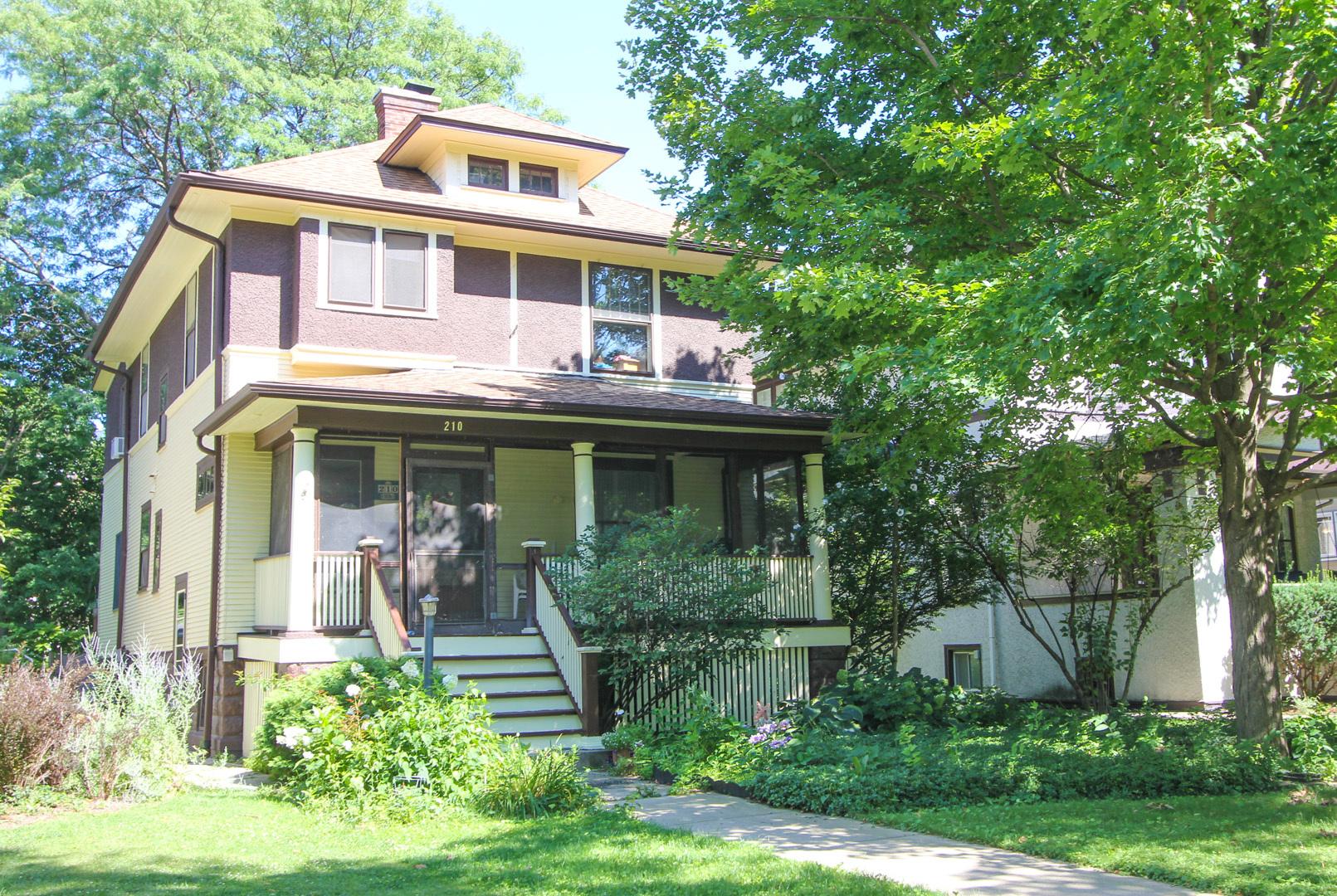 210 North Taylor Avenue, Oak Park IL 60302