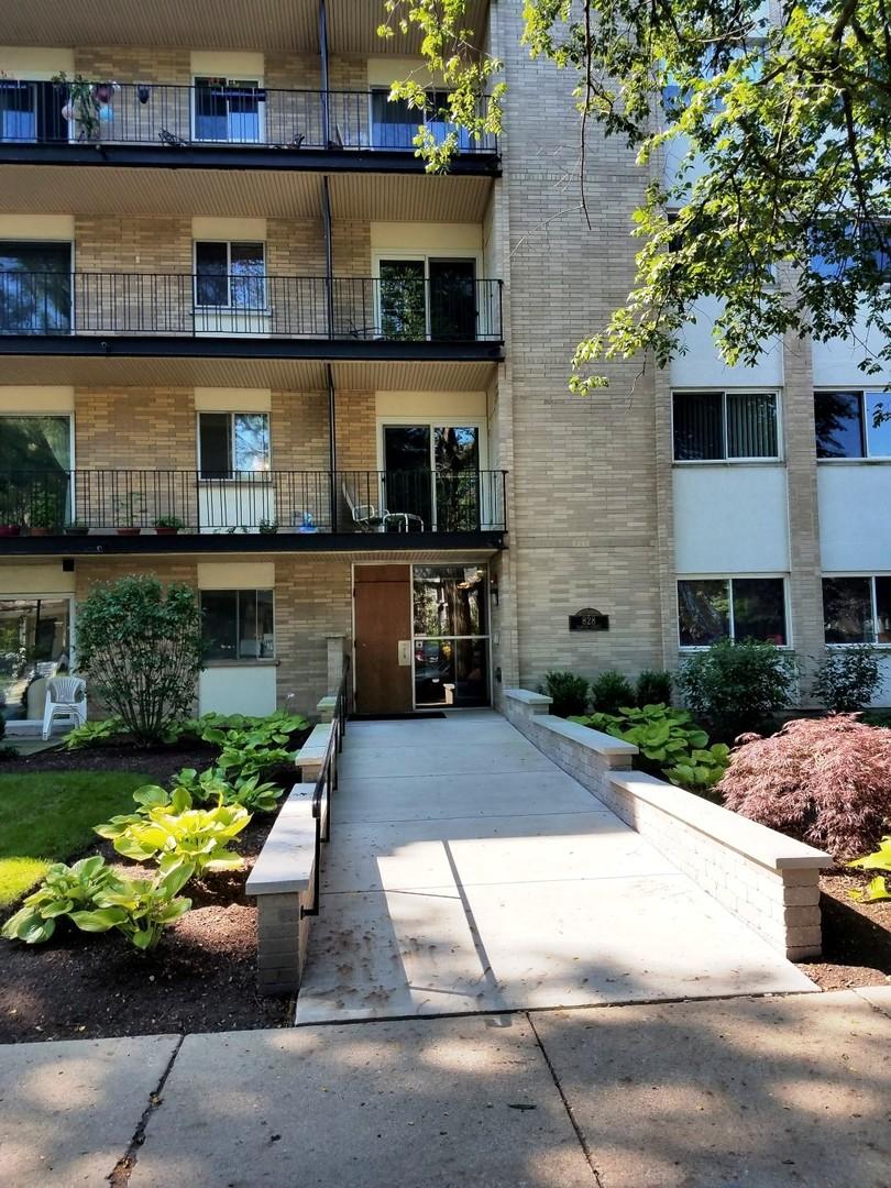 828 OAKTON Street Unit 2F, Evanston IL 60202
