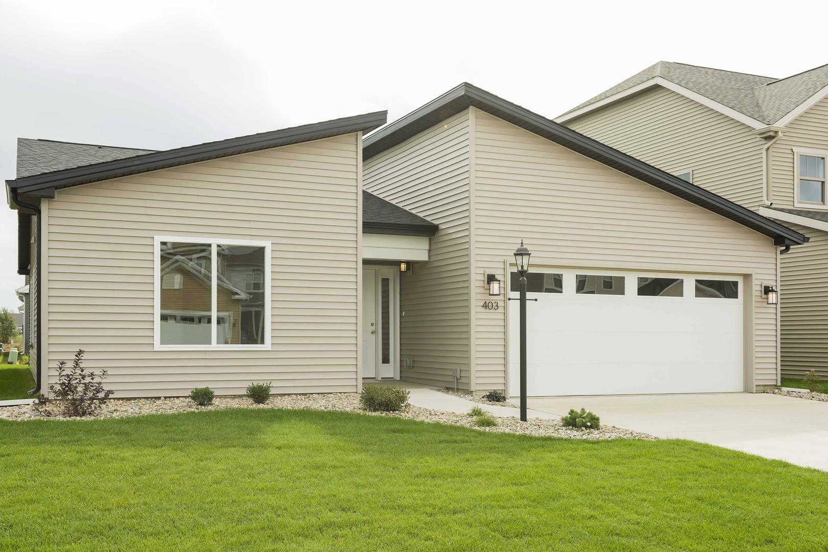 Photo of home for sale at 403 403 Corey Lane Lane, Champaign Il