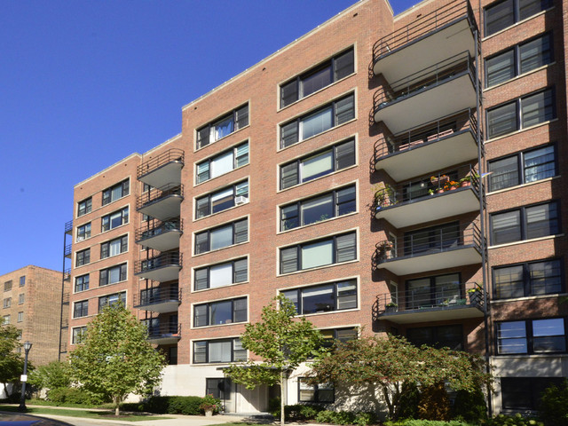 1500 HINMAN Avenue Unit 202, Evanston IL 60201