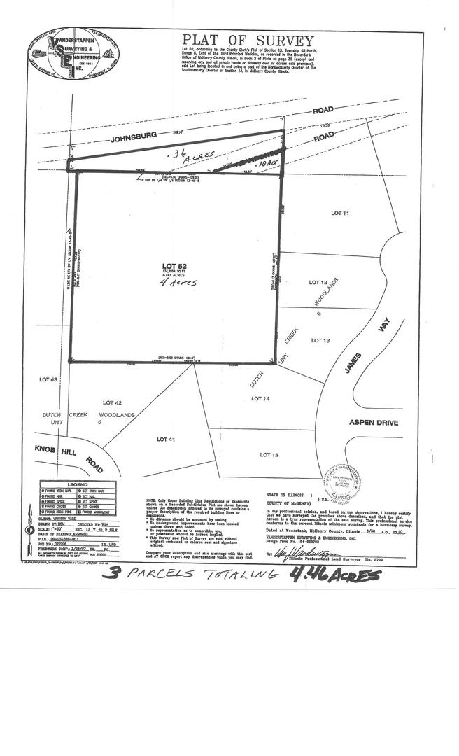 Property for sale at 0000 Johnsburg Road, Johnsburg,  IL 60050