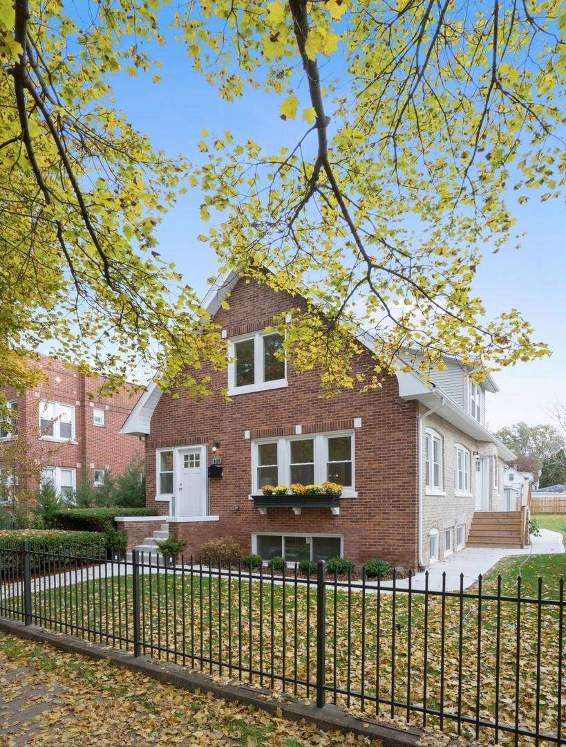 1029 Dewey Avenue, Evanston IL 60202