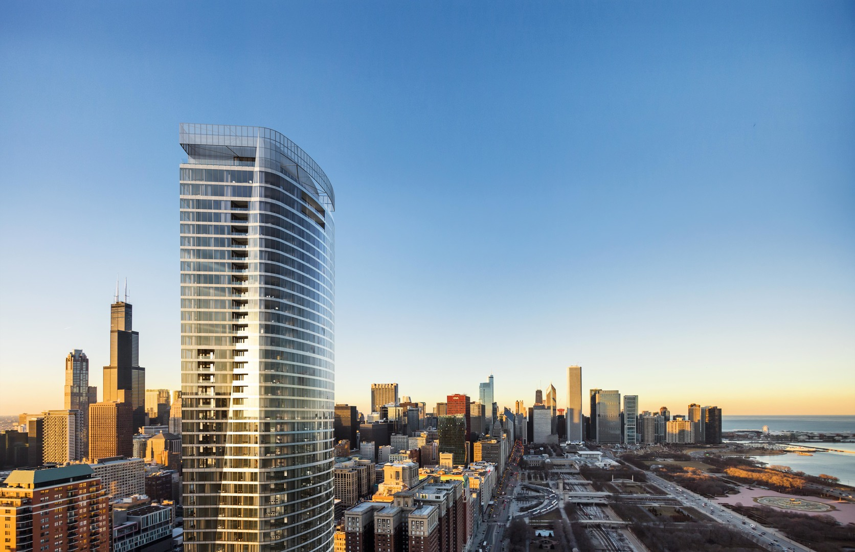 Chicago                                                                      , IL - $8,100,000