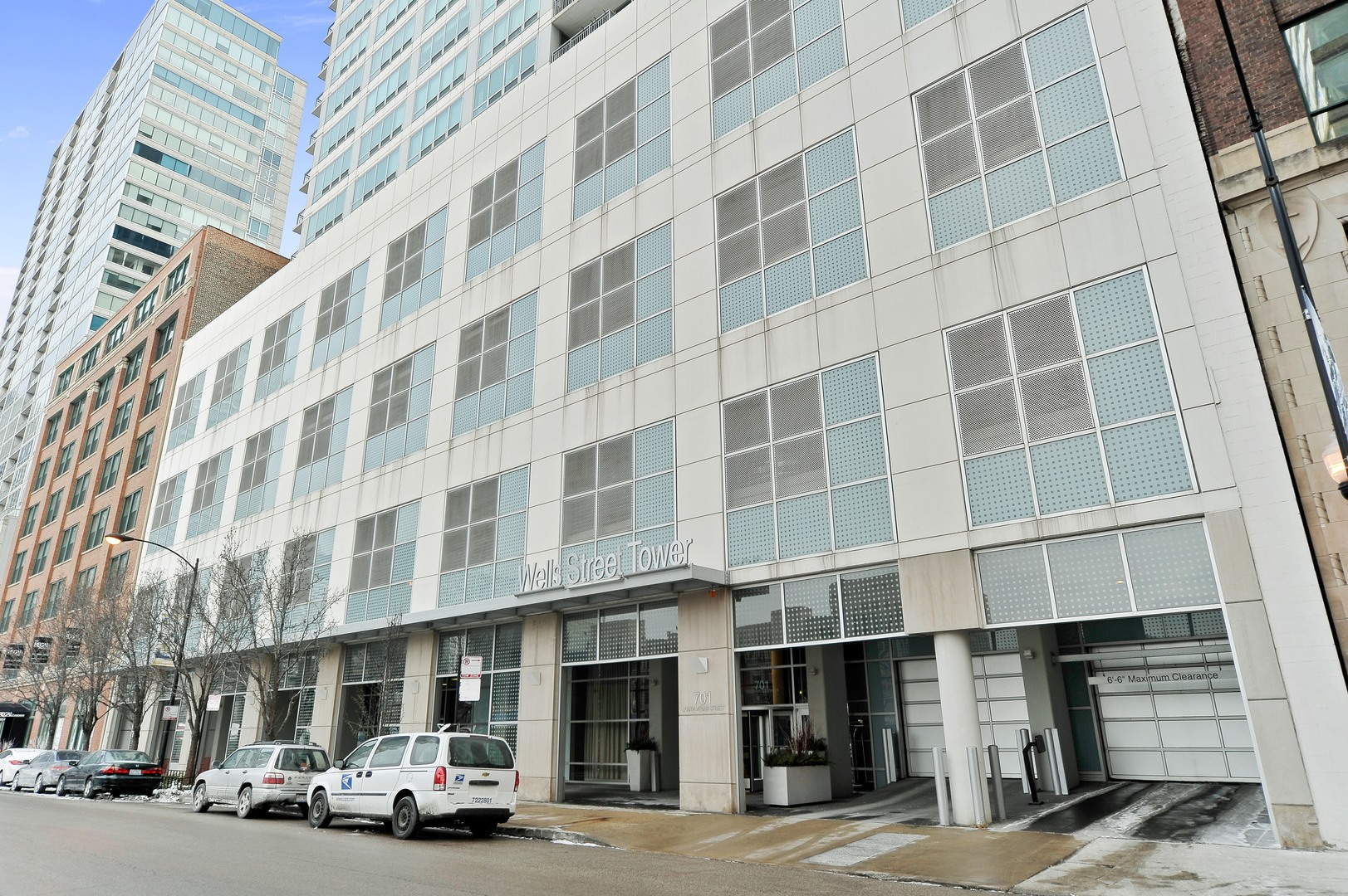 701 South Wells Street 2801 Chicago Il 60607