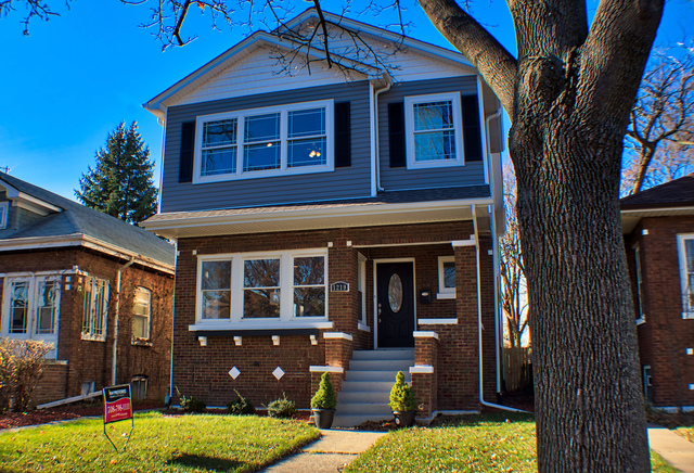 1219 North Taylor Avenue, Oak Park IL 60302