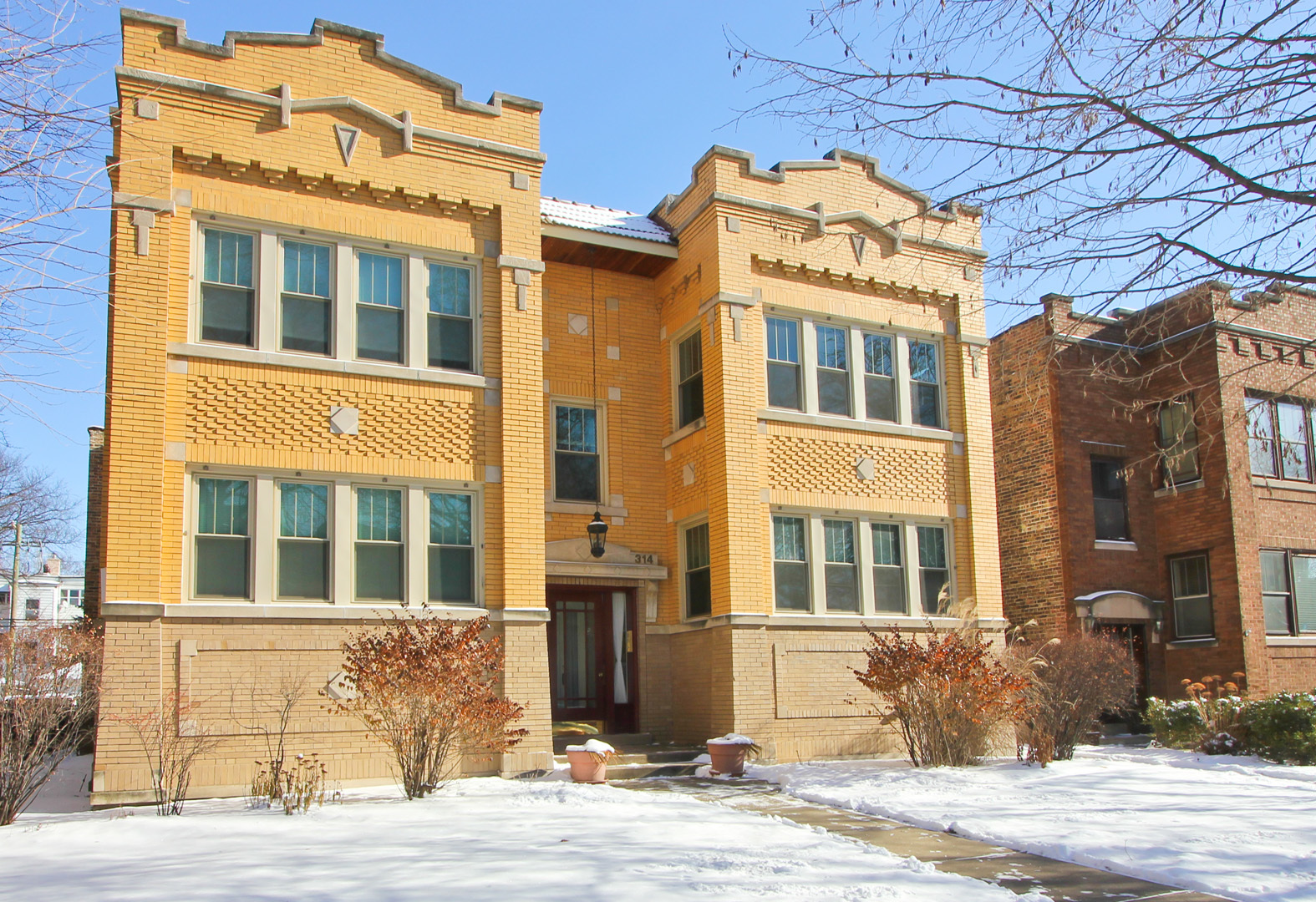 314 South Maple Avenue Unit 2S, Oak Park IL 60302