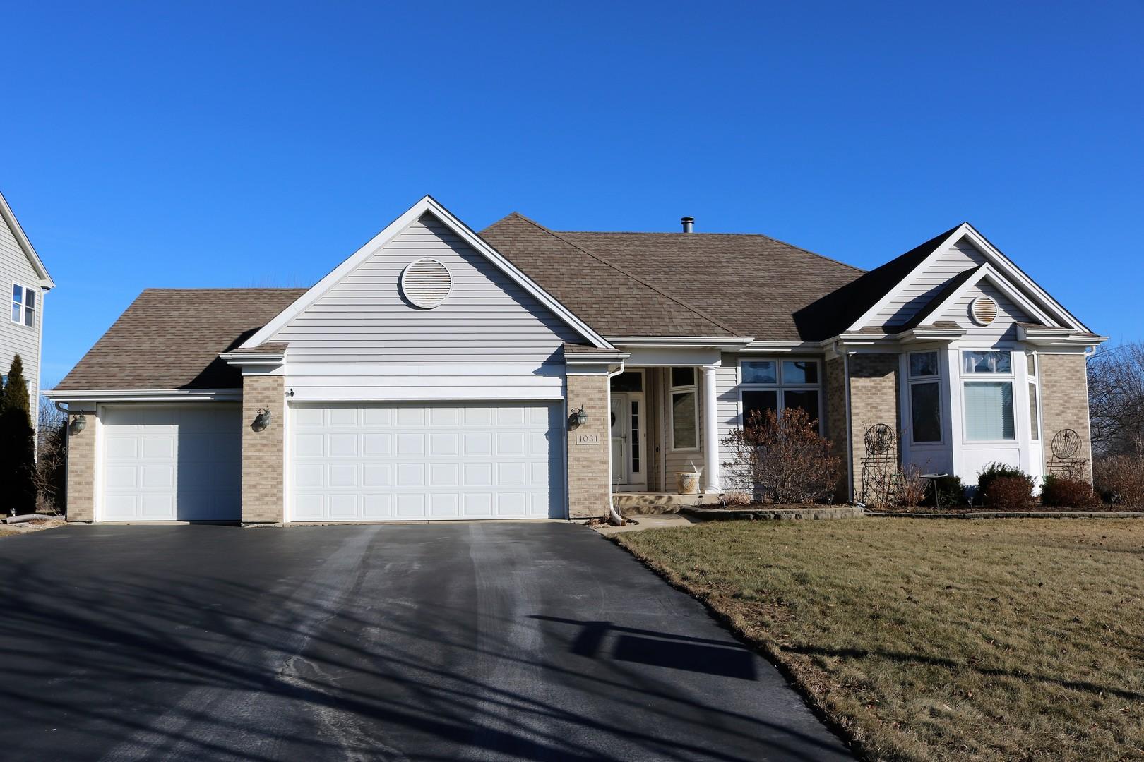 Property for sale at 1031 Par Drive, Algonquin,  IL 60102