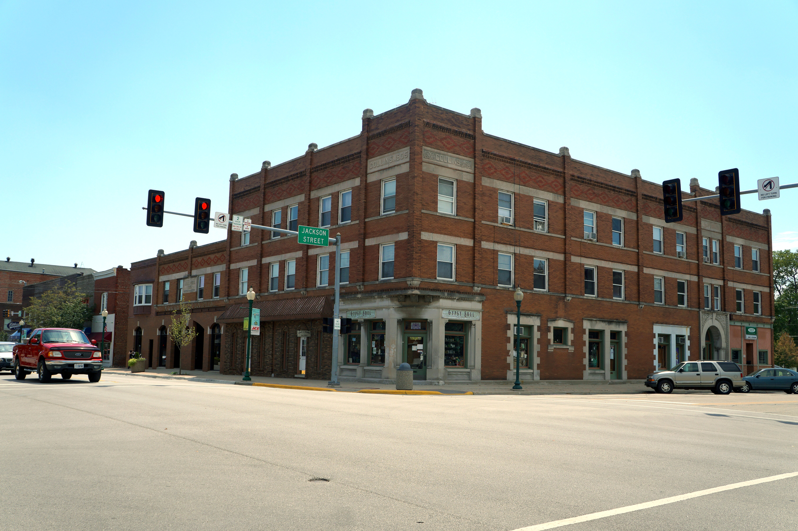 Property for sale at 109 West Jackson Street, Morris,  IL 60450