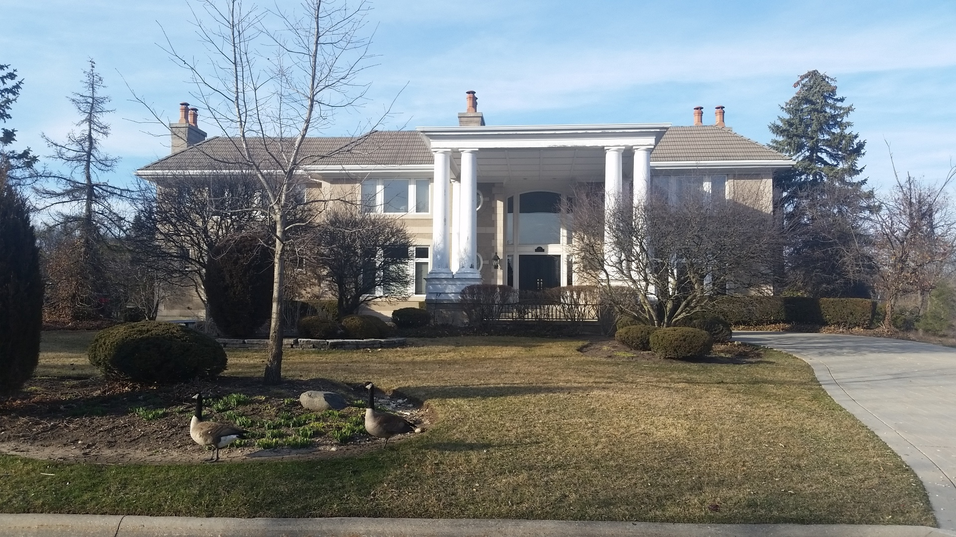 Oak Brook                                                                      , IL - $3,950,000