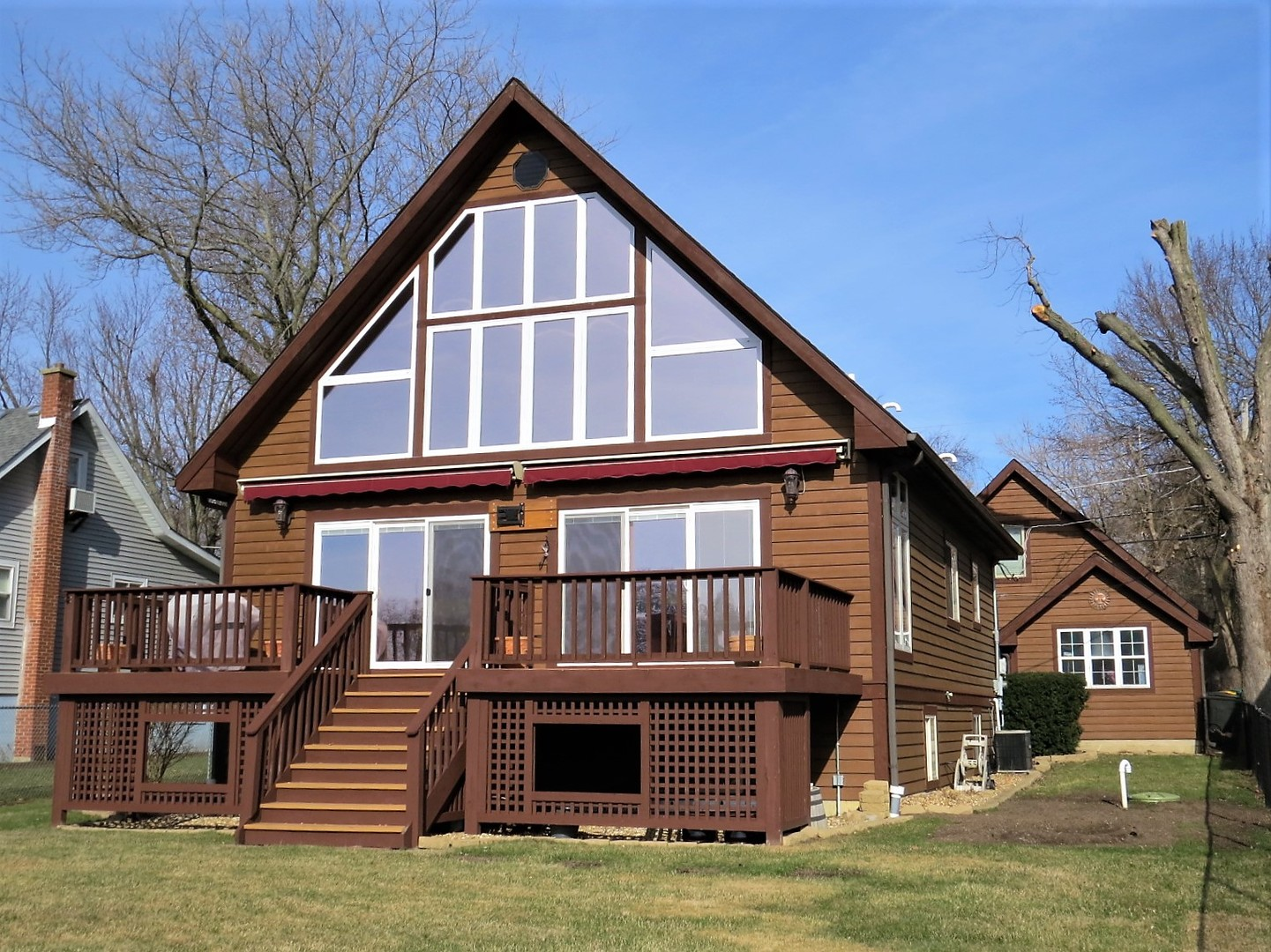 Property for sale at 2013 Sunnyside Beach Drive, Johnsburg,  IL 60051