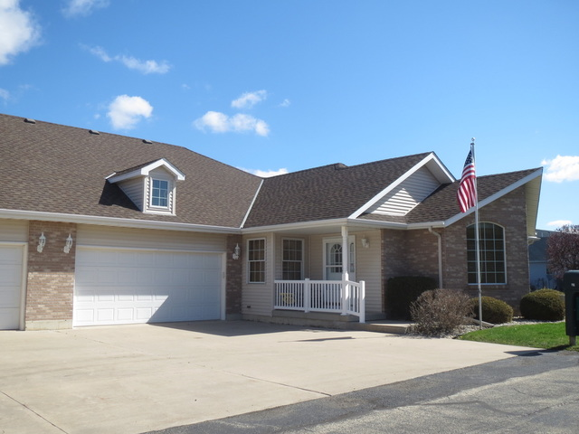Property for sale at 116 Winding Trail Unit: 116, Diamond,  IL 60416