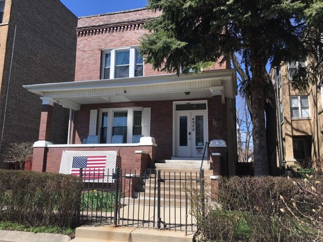 Property for sale at 4906 North Spaulding Avenue, Chicago-CHI - Albany Park,  Il 60625