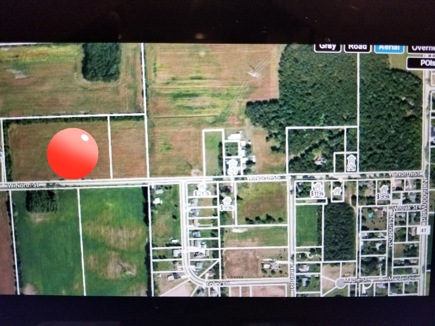 Property for sale at 0000 North West Street, Essex,  IL 60935