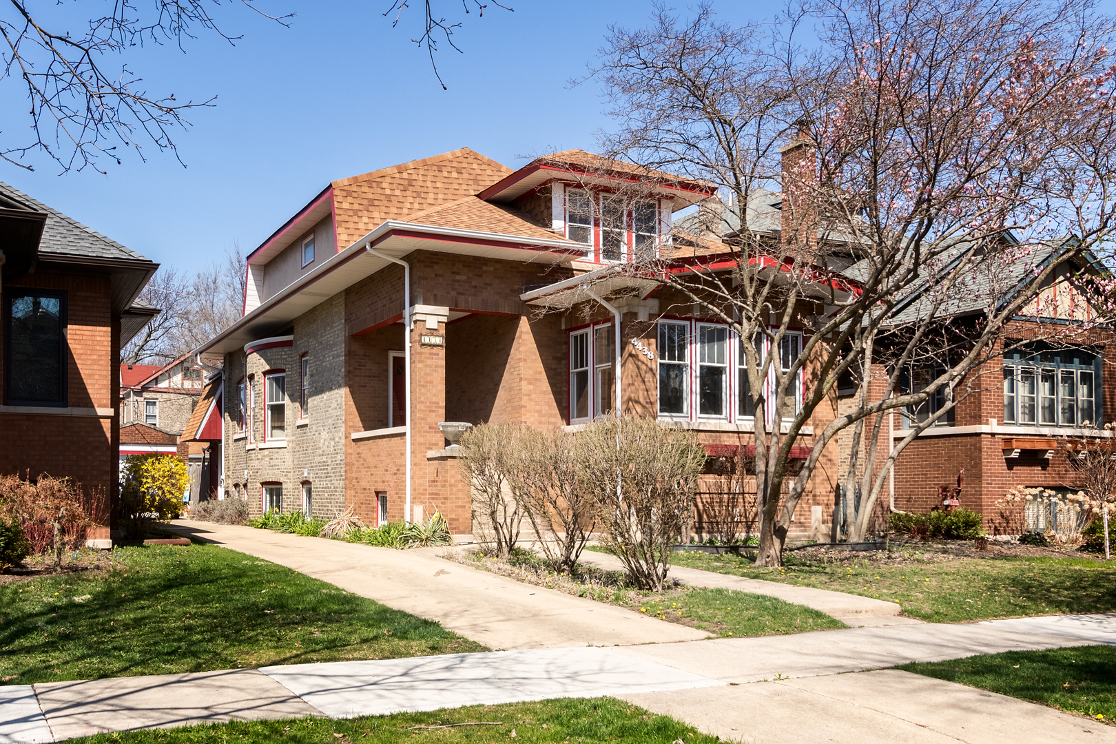 Property for sale at 4438 North Francisco Avenue, Chicago-CHI - Albany Park,  Il 60625