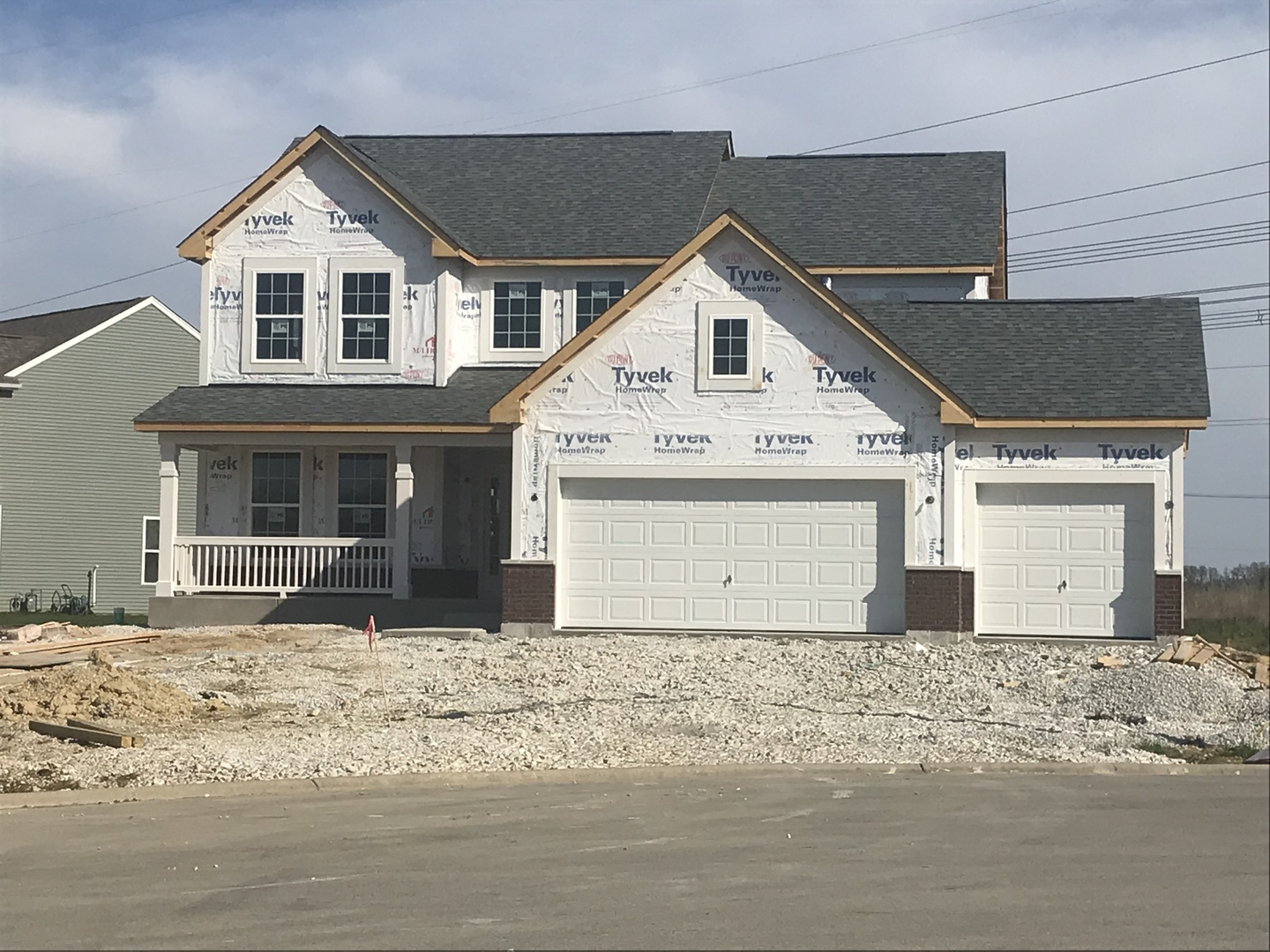 Property for sale at 26535 West Wild Rose  Lot# 594 Drive, Channahon,  IL 60410