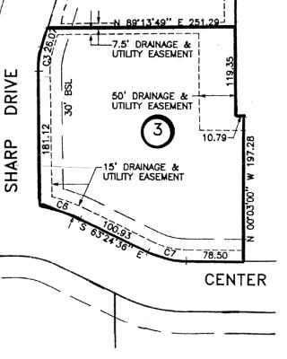 Property for sale at Lot 3 Sharp Drive, Shorewood,  IL 60404
