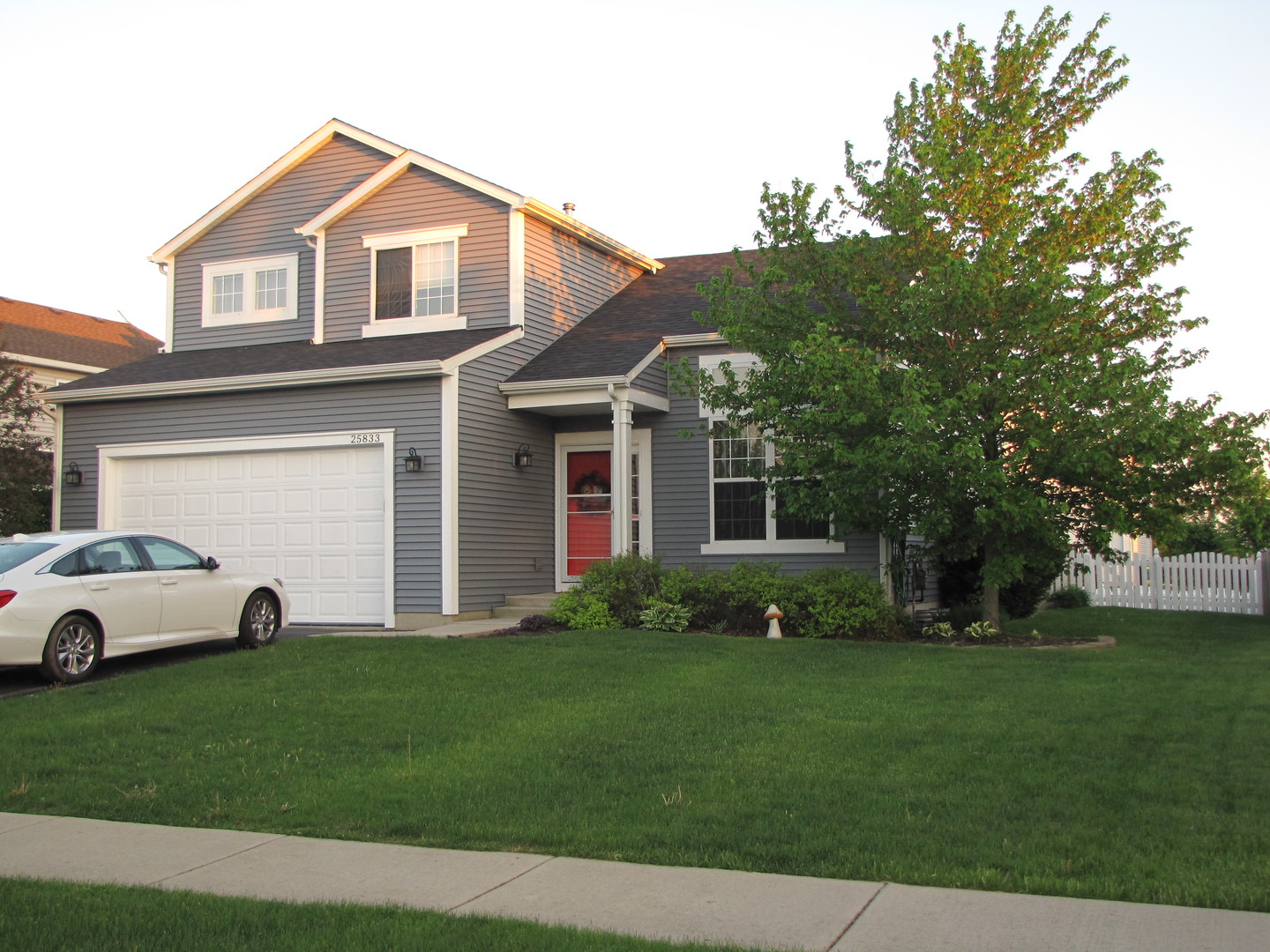 Property for sale at 25833 South Yellow Pine Drive, Channahon,  IL 60410