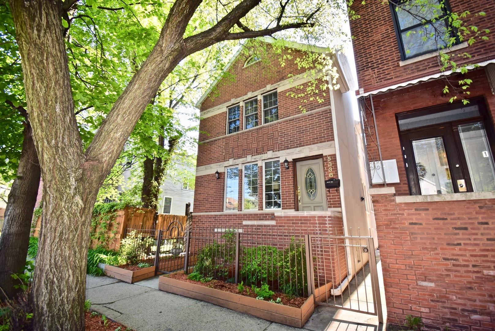 Property Photo For 5338 N Ashland Avenue CHICAGO IL 60640 MLS 10039953