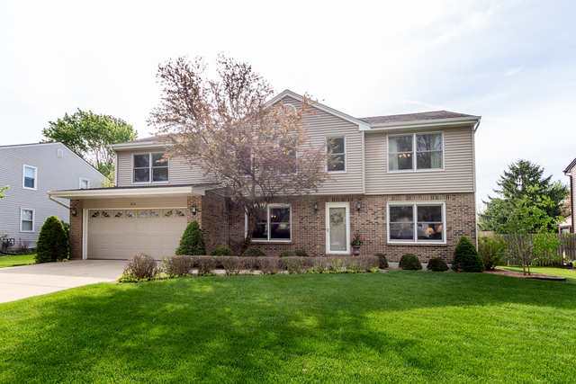 Property for sale at 810 Madiera Drive, Shorewood,  IL 60404