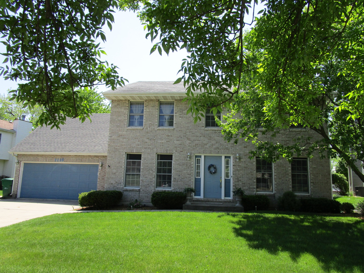Property for sale at 1116 Oxford Lane, Shorewood,  IL 60404