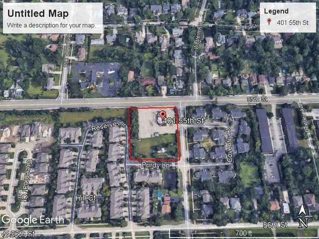 Property for sale at 401 55th Street, Clarendon Hills,  Il 60514
