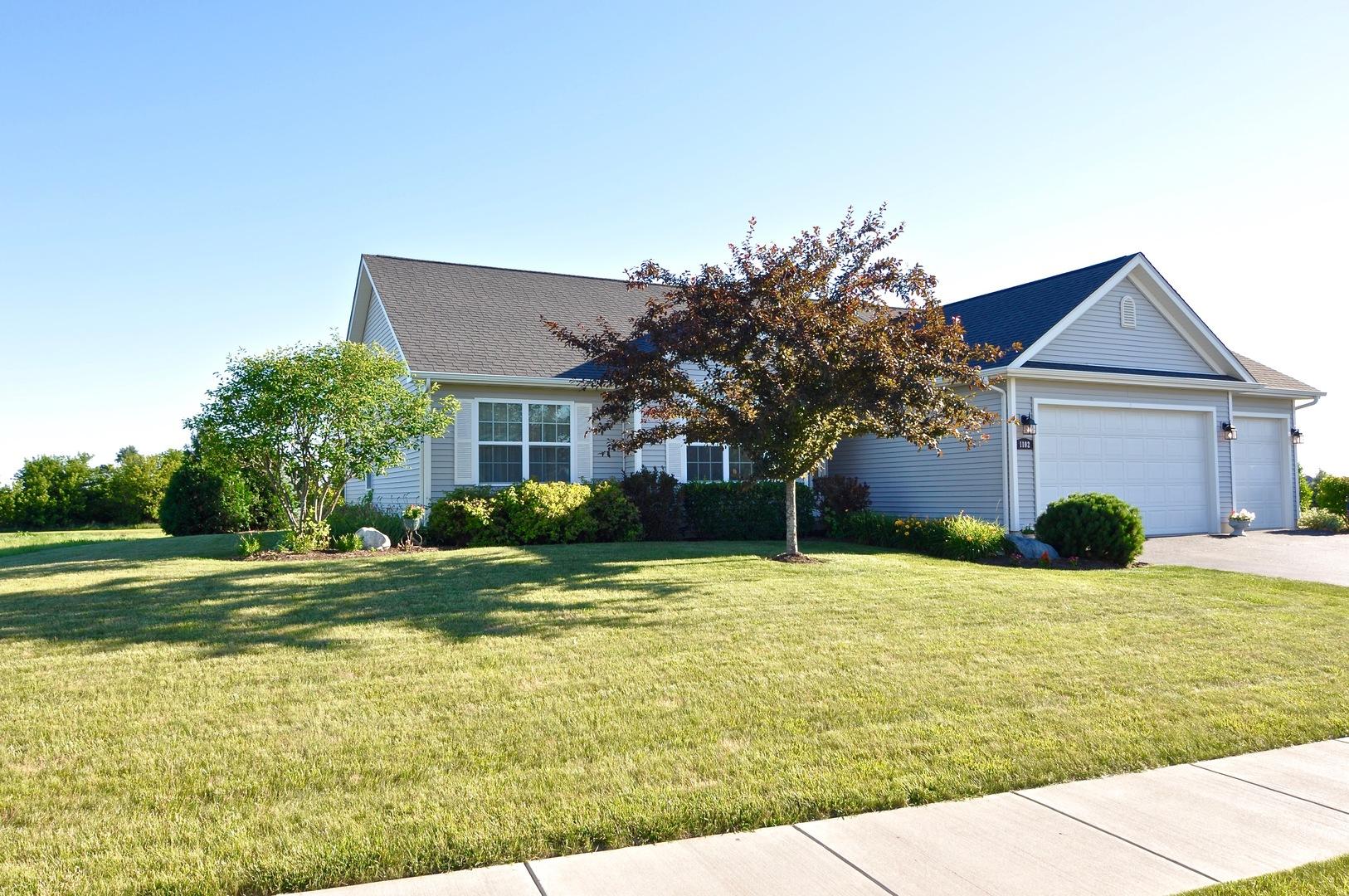 1102 Heron Creek Drive Sycamore Il Single Family Home