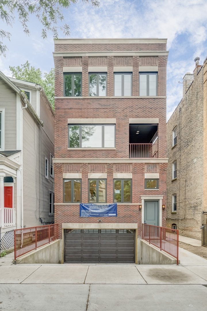 Property for sale at 3852 North Janssen Avenue Unit: 2, Chicago-CHI - Lake View,  Il 60613
