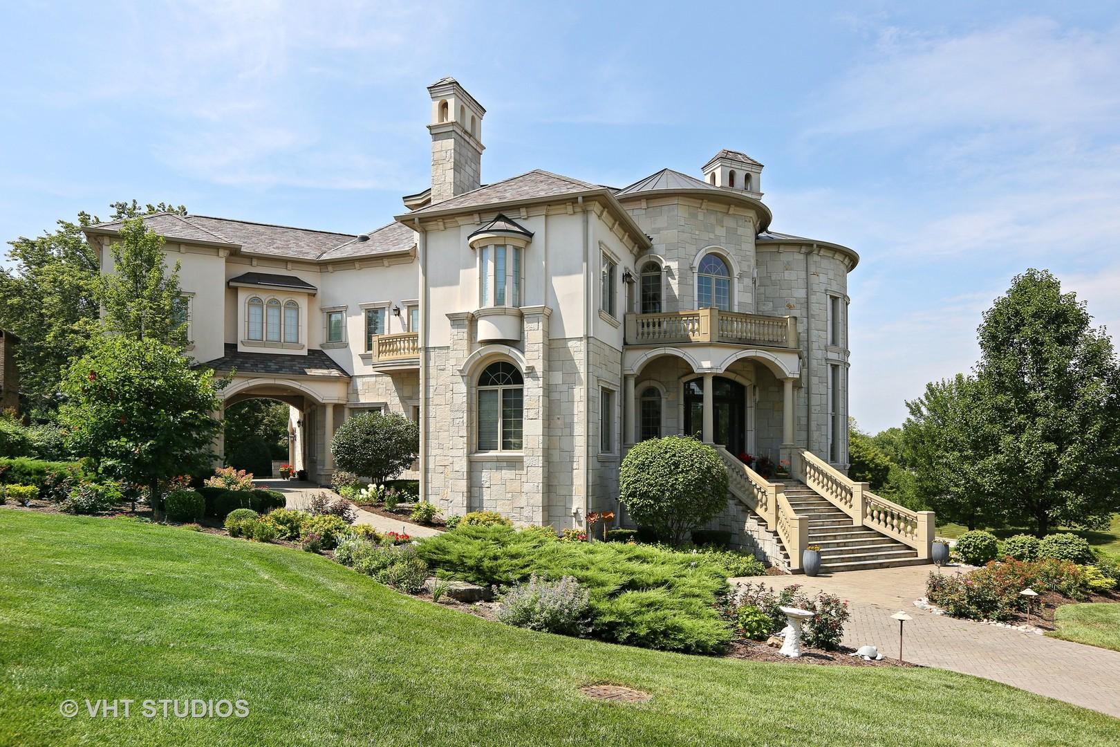 Oak Brook                                                                      , IL - $4,200,000