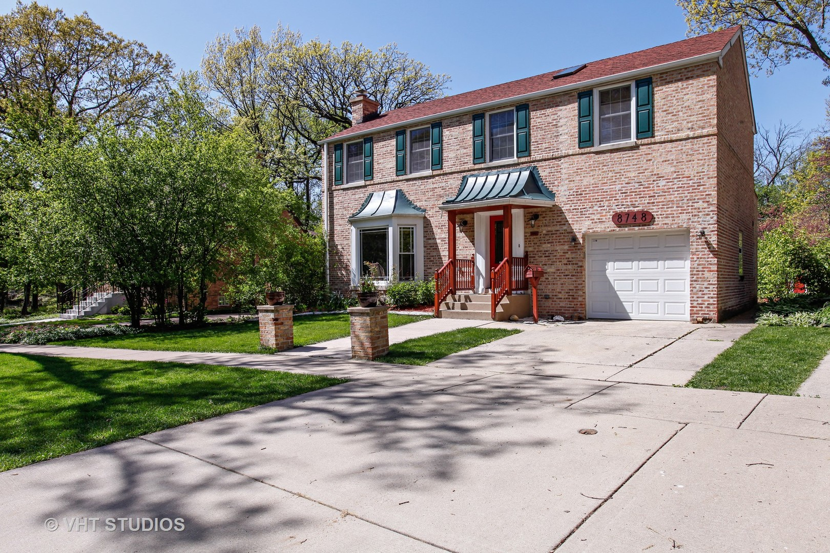 Property for sale at 8748 Rockefeller Avenue, Brookfield,  Il 60513