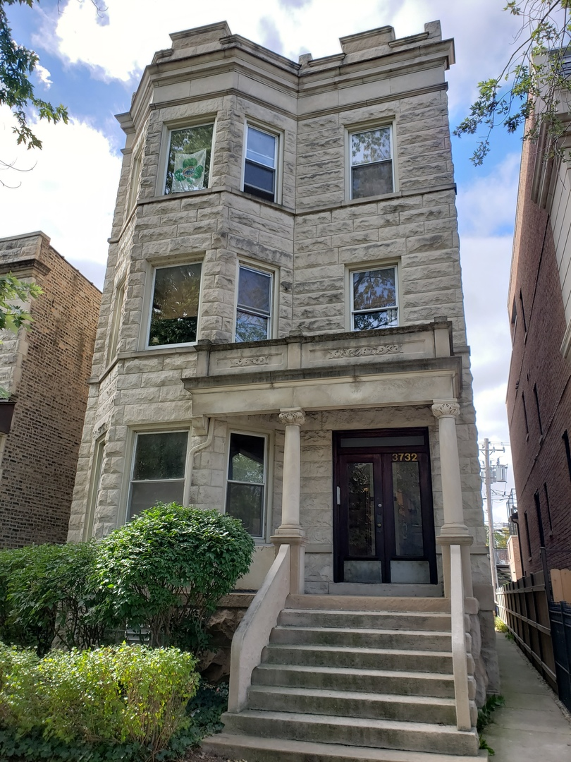 Property for sale at 3732 North Wayne Avenue Unit: 1, Chicago-CHI - Lake View,  Il 60613