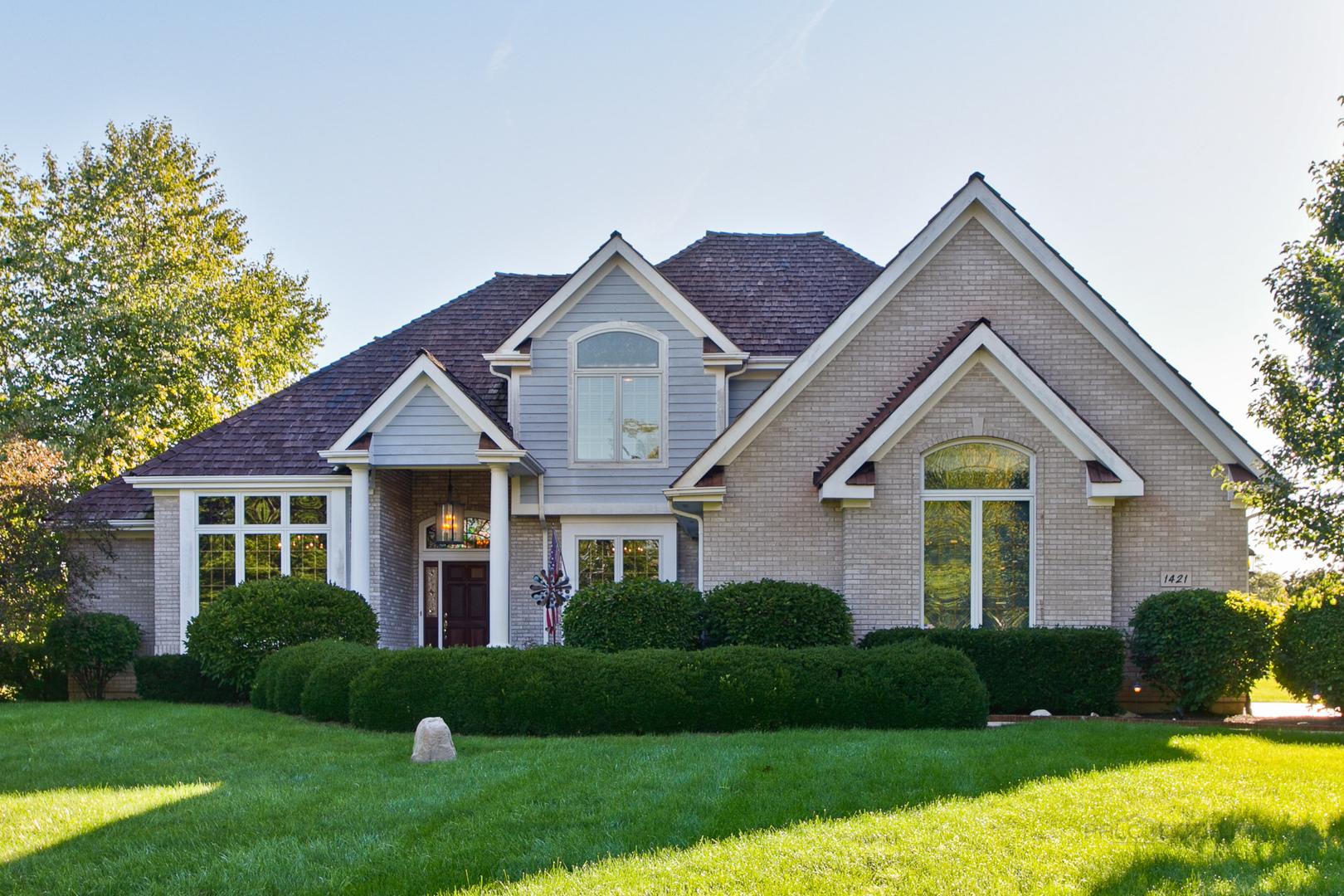 1421 Eagle Ridge Drive, ANTIOCH, Illinois