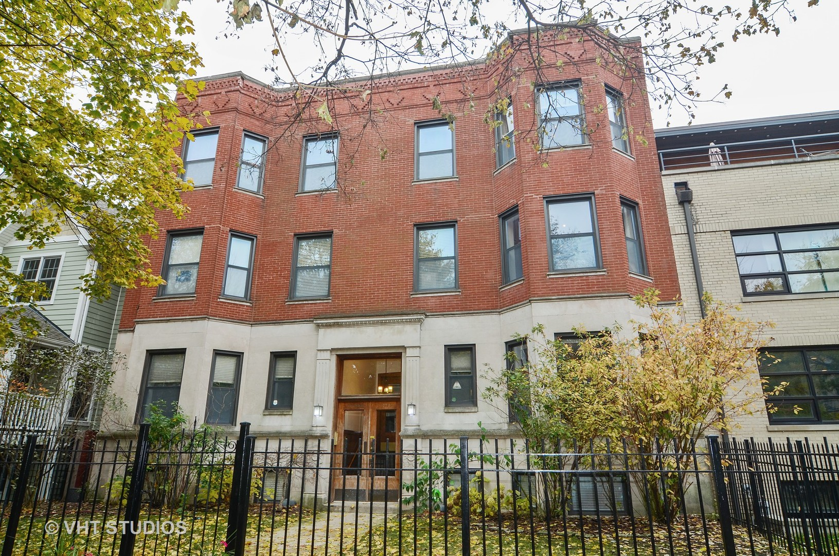 Property for sale at 1455 West Cuyler Avenue Unit: 1E, Chicago-CHI - Lake View,  Il 60613