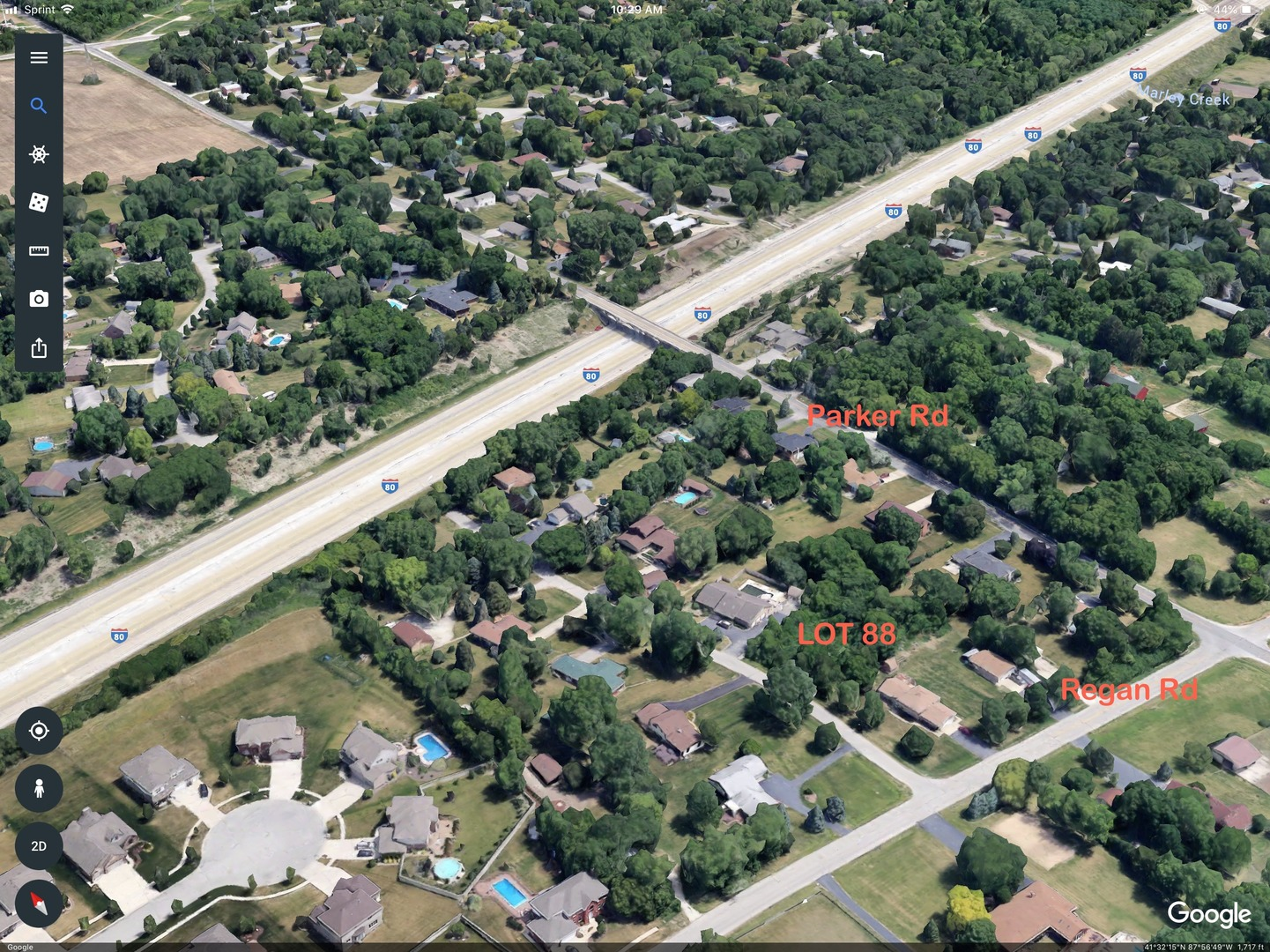 Property for sale at Lot 88 South Mary Court, Mokena,  Il 60448